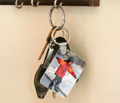 Order Key Tags